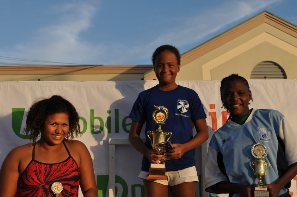12 Under Non Competitive Girls: 3rd Ami Alexis