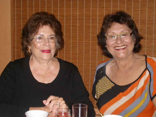 Jean Gransaull and Helen Chee Ping