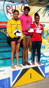Courtney Lawrence 2nd place High Point Girls 15 and Over